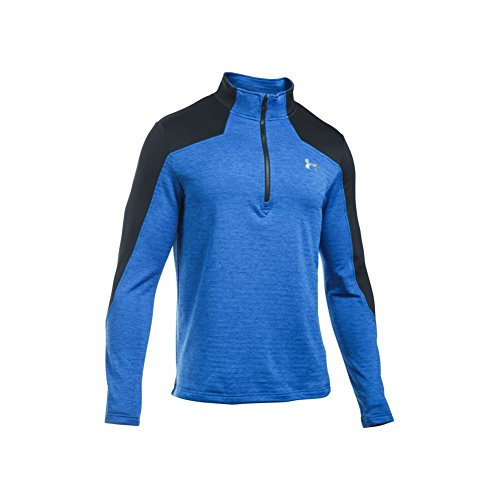 Under Armour, gamma 1/4 zip Ultra Blue / Overcast Grey