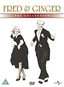 The Fred And Ginger Collection Vols. 1 & 2 [DVD]