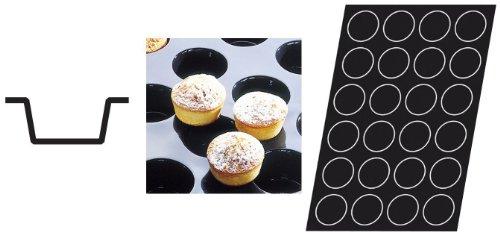 Flexipan 336342 Muffins Nonstick Sheet Mold by Matfer Bourgeat Flexipan Non-stick Sheet