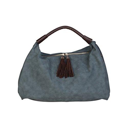 Blu Byblos ALISON_675090 Shopping bag Donna Blu