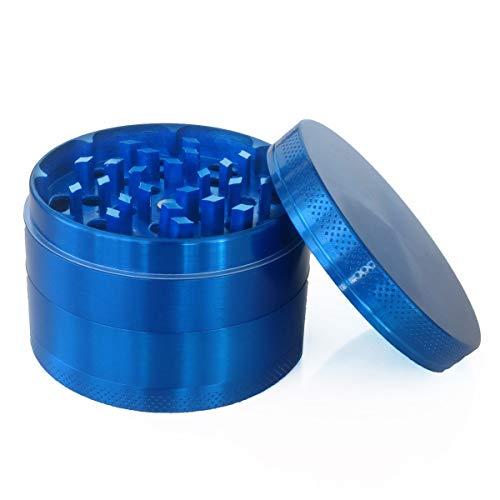 "SMING 2.5\""(63mm) Triturador de especias Manual-Azul"