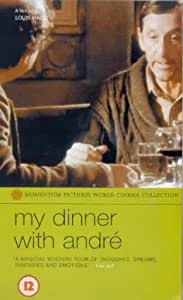 My Dinner With Andre [VHS]
