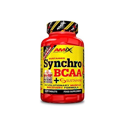 AmixPRO Synchro BCAA + Sustamine 120 tabls.
