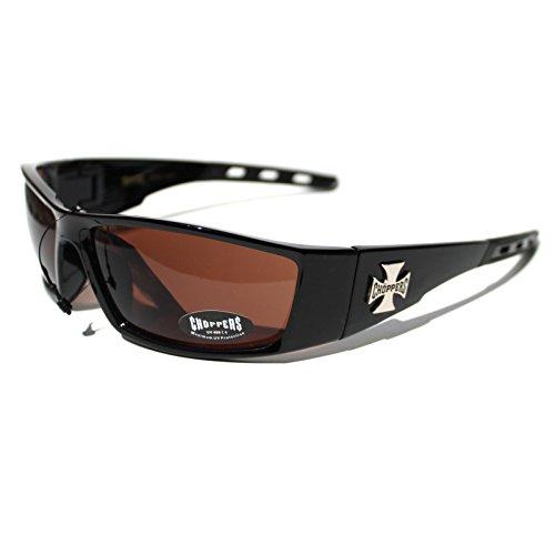 CHOPPERS Eyewear # Ch14-S2 Wrap Outdoor Sports 'S Sonnenbrillen 1 2.75 Inches Mittel Mehrfarbig