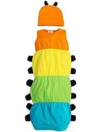 Bebé Moo de oruga para bebé vestido de juego/disfraz–Quirky bebé regalo por bebé Moo