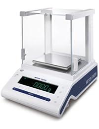 Mettler Toledo ms1003s Newclassic precisión equilibrio con el proyecto de escudo, 1020 g Capacidad,