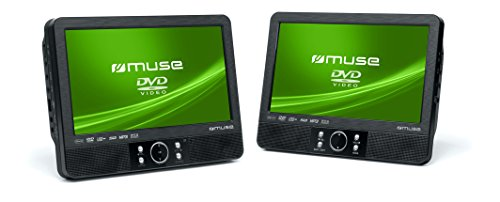 Muse M-990 Auto DVD-Player - 9 Zoll