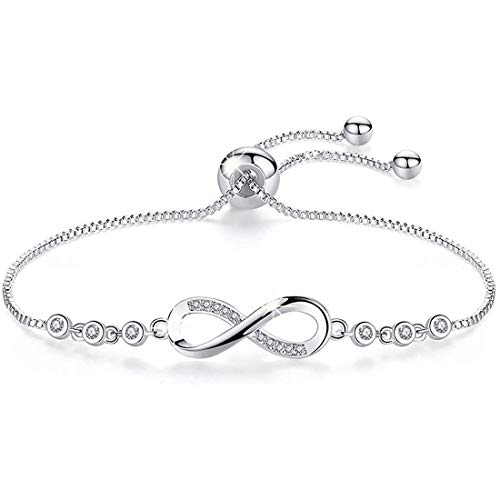 TUSU Double Heart 925 Sterling S...