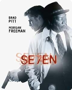 Se7en - Premium Collection Steelbook (Blu-ray + UV Copy) [1995] [Region Free]