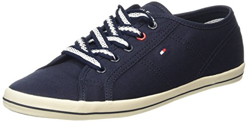 tommy-hilfiger-womens-v1285ictoria-2d-low-top-sneakers-blue-size-4