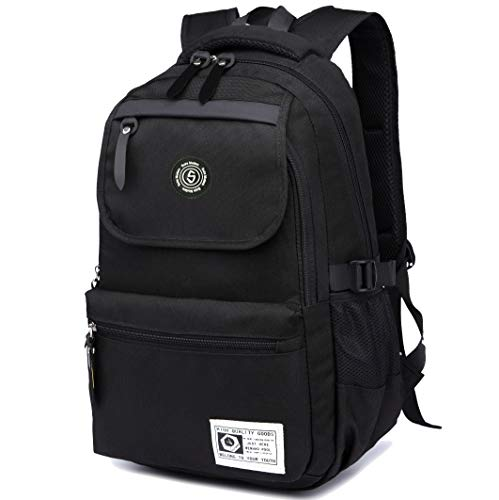d606cc7aa52f SUPA MODERN® Unisex Nylon School Bags Waterproof Hiking Backpack Cool  Sports Backpack Laptop Rucksack School