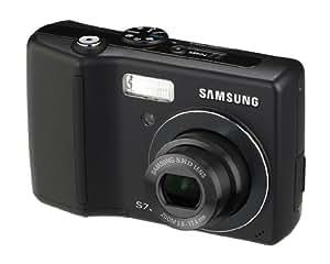 Samsung S750 appareil photo Compact numérique 7 Mégapixels stabilisé Ecran LCD tactile 2,5 noir
