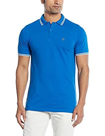 Ruggers Men's Polo (8907242676227_266567303_XX-Large_Blue)