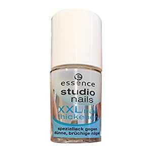 Vernis à ongles Essence studio Nails XXL nail thickener 8ml, 0.27 fl.oz