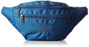 Jack Wolfskin Unisex Hüfttasche Hokus Pokus, glacier blue, 15 x 32 x 8 cm, 2 liters