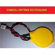 1x CMOS batería/Battery BIOS CR2032con conector 3V para PC V. --- Eunicell–--