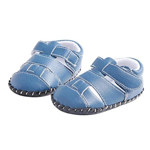 Culater® Ragazze del bambino Ragazzi pattini della greppia splicing morbida suola antiscivolo sandali del bambino Sneakers Marina Militare