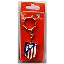Llavero Oficial Atlético de Madrid, Escudo Dorado
