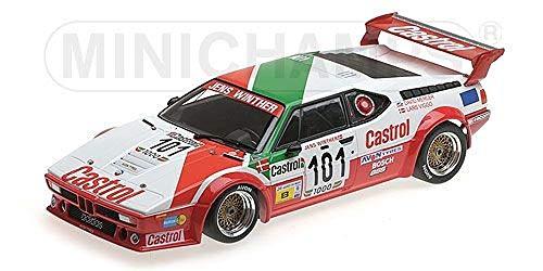 Minichamps 155842901 BMW M1 Jens Winther Racing - Modelo de Carreras