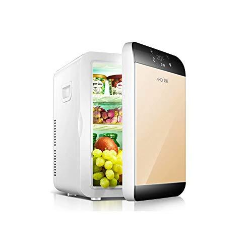 XUE-1 - Refrigerador para Coche (12 L, pequeño, Puerta Individual, frío y...