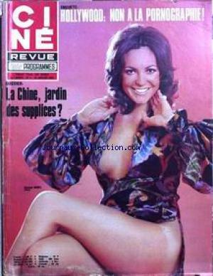Cine Tele Revue 1972 - CINE TELE REVUE [No 3] du