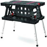 KETER 231357 Klapptisch Work Table EX mit Zubehör