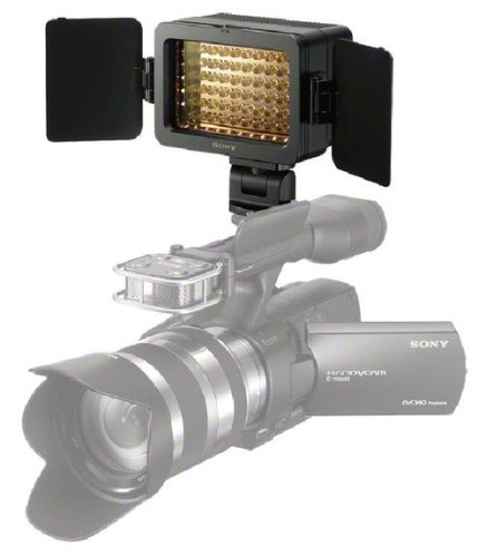 Sony-HVL-LE1-Luce-video-a-batteria-Nero