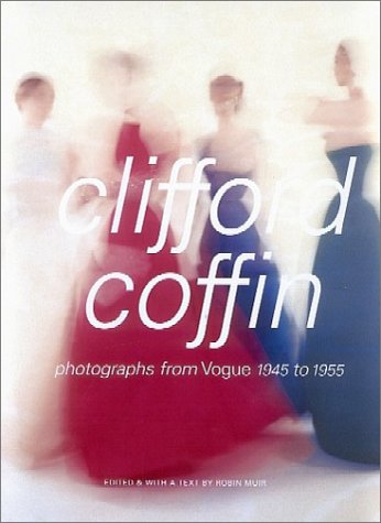 Clifford Coffin. Photographs from Voque 1945 to 1955 par Unnamed