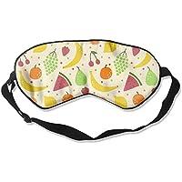 Colorful Fruits Watermelon Banana Sleep Eyes Masks - Comfortable Sleeping Mask Eye Cover For Travelling Night... preisvergleich bei billige-tabletten.eu