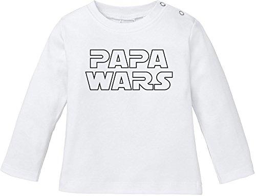 EZYshirt® Papa Wars Baby T-Shirt (Kostüme Bird Angry Kleinkind)