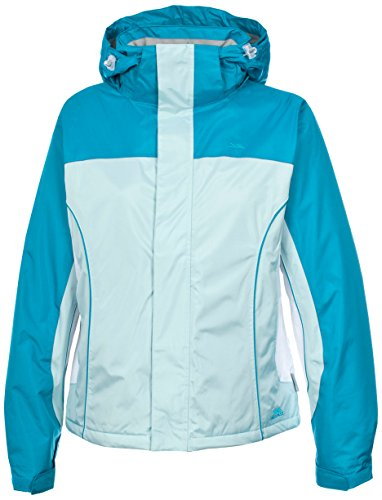 Trespass Veste de ski pour femme CICI Women ' Bleu - Blau - aqua