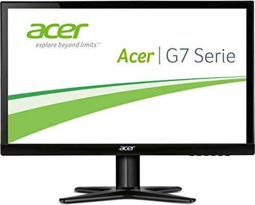 Acer G237HLbi 58,4 cm (23 Zoll) Monitor (VGA, HDMI, 6ms Reaktionszeit) schwarz Acer 23