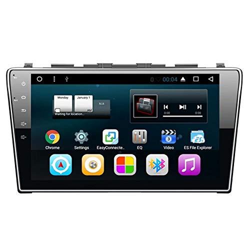 TOPNAVI 2Din 10.1 Pouces Centre Multimédia pour Honda CRV 2007 2008 2009 2010 2011 Android 7.1 Radio GPS Navi Stéréo WiFi 3G RDS Lien Miroir FM AM BT Audio Vidéo