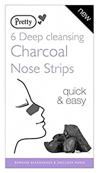 Pretty Deep Nose Cleansing Charcoal Pore Strips 1 X 6 0