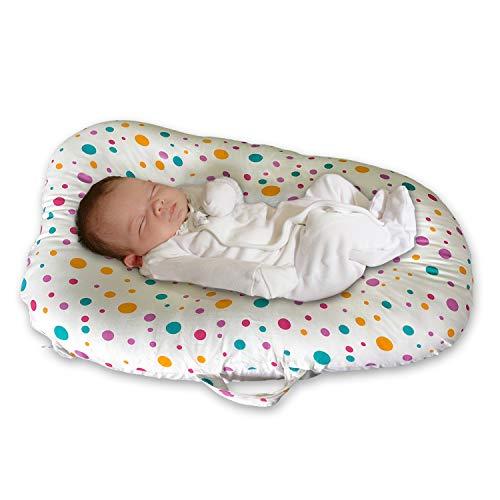 Zoom IMG-1 cuscino in cotone appena nato