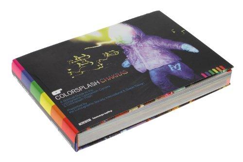 Lomography ColorSplash Chakras Book par The Lomographic Society International