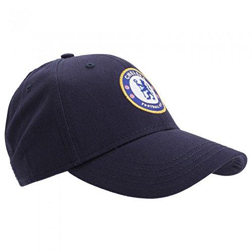 Gorra oficial del Chelsea FC Unisex – Futbol/ Inglaterra/ Champion league (Talla Única/Azul real)