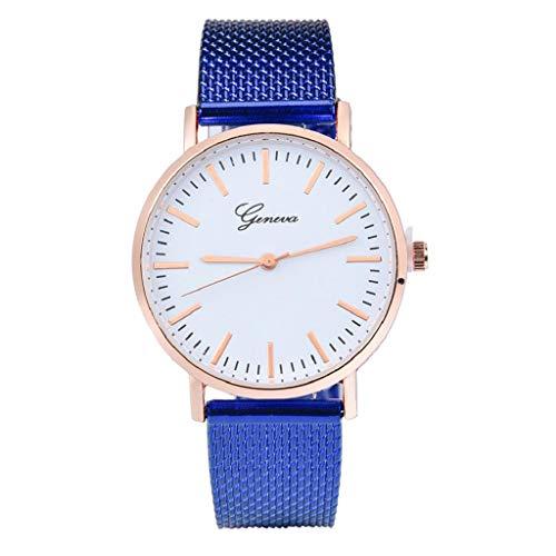 VJGOAL Damen Uhren, Frauen Mädchen Ultradünne Elegant Einfach Atmosphäre Mode Trend Classic Minimalistisches Design Watch