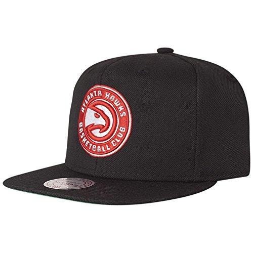 back Cap - NBA Atlanta Hawks schwarz ()