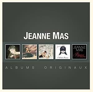Coffret 5CD (Jeanne Mas & Femmes d'aujourd'hui & Les crises de l'âme & L'art des femmes & Remixes 1984-2004)