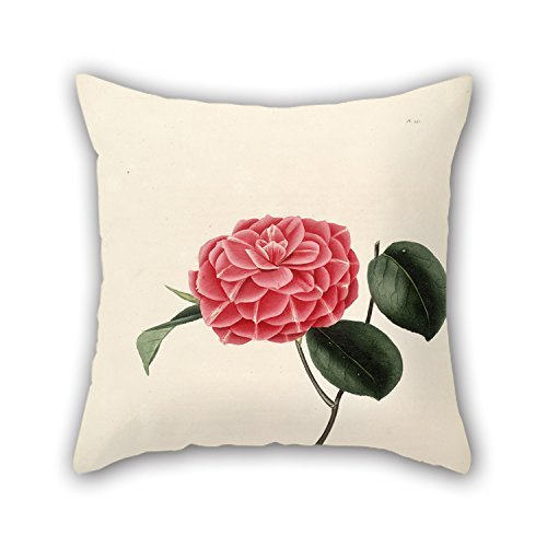 beautifulseason 20 X 20 Inches/50 by 50 cm Flower Christmas Pillow Cases Each Side is Fit for Wedding Festival Monther Gf Wedding Valentine (Valentines Day-karte-autos)