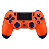 PS4 Wireless Controller Gamepad, GR65 DualShock PS4 Controller Wiederaufladbares Bluetooth-Gamepad...