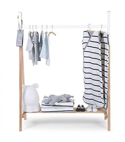 Portant Vêtements en Hêtre Chambre Enfant Tipi