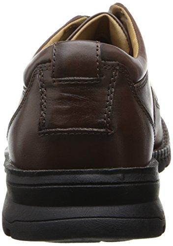 Dockers  Trustee, Chaussures de ville à lacets pour homme Dark Tan