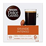 Nescafé Dolce Gusto Caffè Grande Intenso, 3er Pack (48 Kapseln)