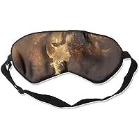 Cool Big Cat Lion Sleep Eyes Masks - Comfortable Sleeping Mask Eye Cover For Travelling Night Noon Nap Mediation... preisvergleich bei billige-tabletten.eu