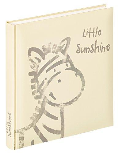 (walther design UK-150 Babyalbum Little Sunshine, weiß, 28 x 30,5 cm)