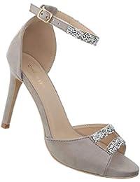 Suchergebnis auf für: festliche Sandalen Damen