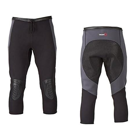2017 Yak 3mm Neoprene Long Paddling Pants BLACK 5419-A Sizes- - Small