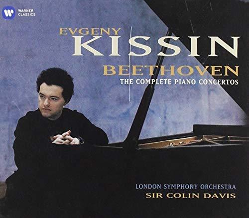 Beethoven: The Complete Piano Concertos [Gesamtaufnahme] -